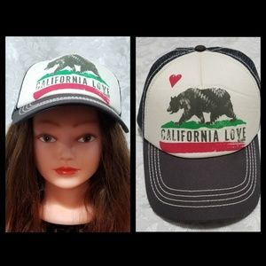 Billabong California Love Trucker Hat